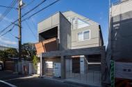 kamimeguro T house