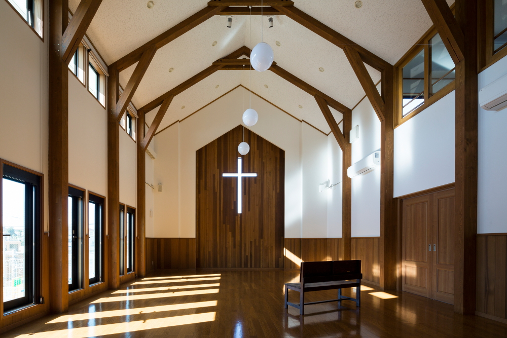 上大岡教会