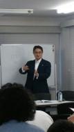 講師はこの業界では著名な、弁護士法人匠総合法律事務所の秋野卓先生です。