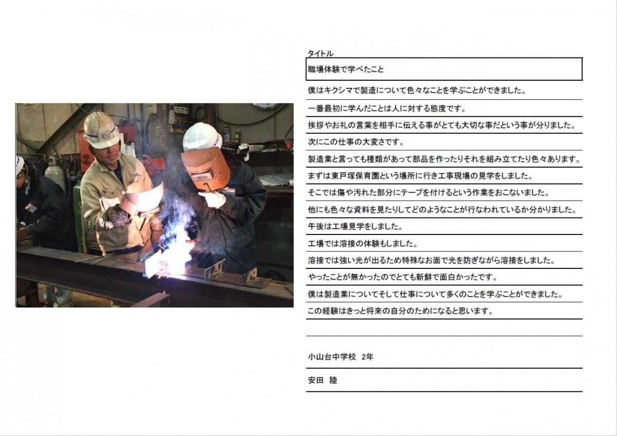 安田陸レポート原稿